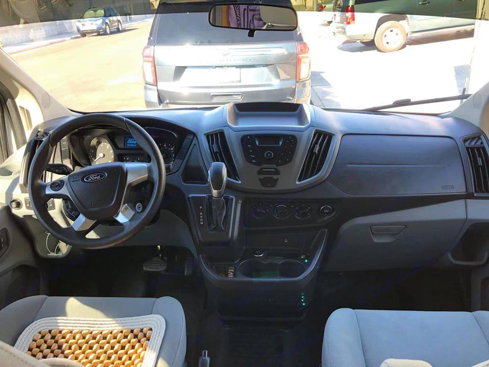 Ford Transit 250 2015