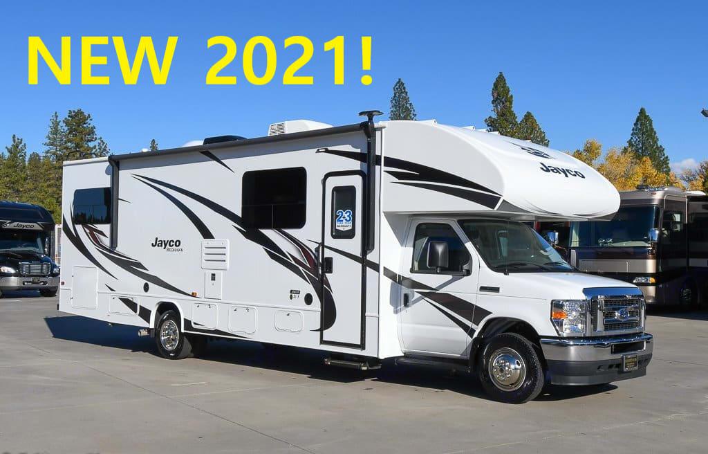 New 2021 Class C 31' All ready!. Jayco Redhawk 2021