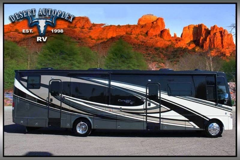 Beautiful 2020 Newmar Canyon Star Toy Hauler. Newmar Canyon Star 2020