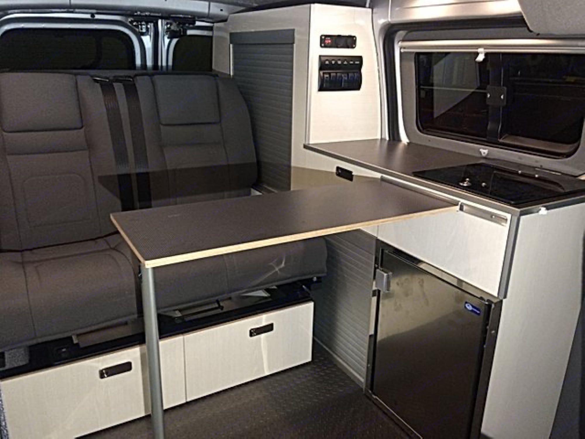 Nissan Recon Camper Envy 2019