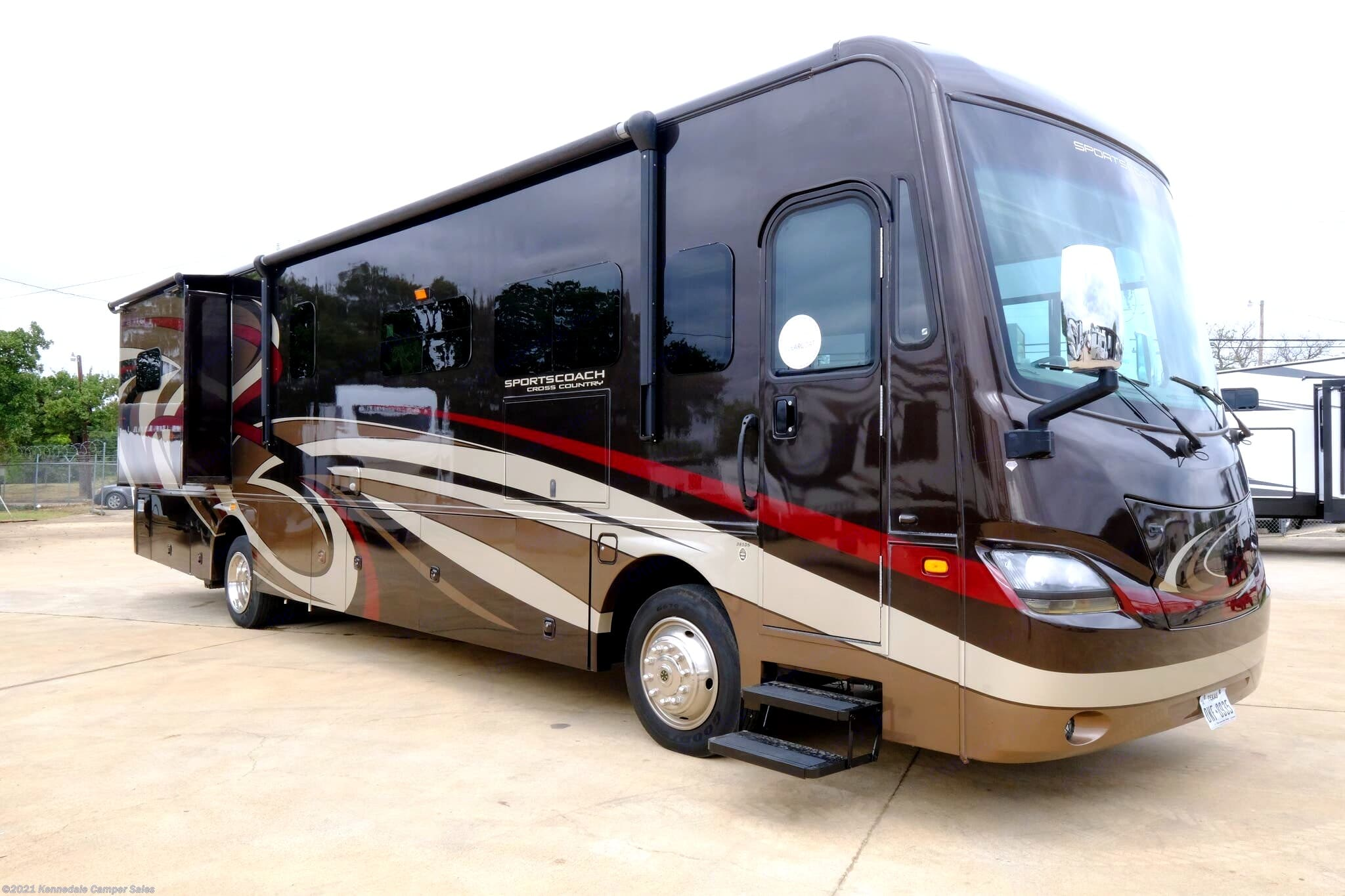 Coachmen Sportscoach Cross Country 2014