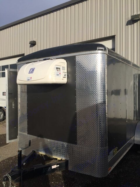 7x16. Coolertrailers.ca Expeditor 7716 2021