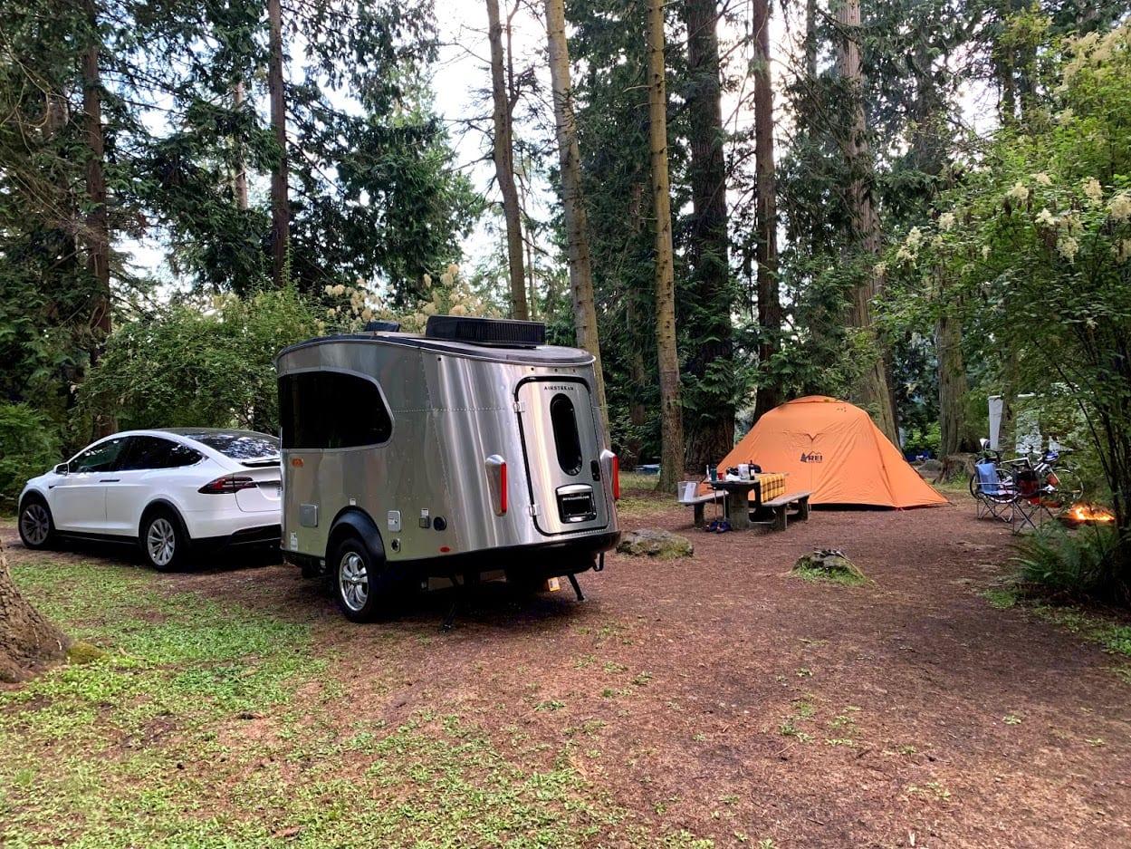 Airstream Basecamp 2018