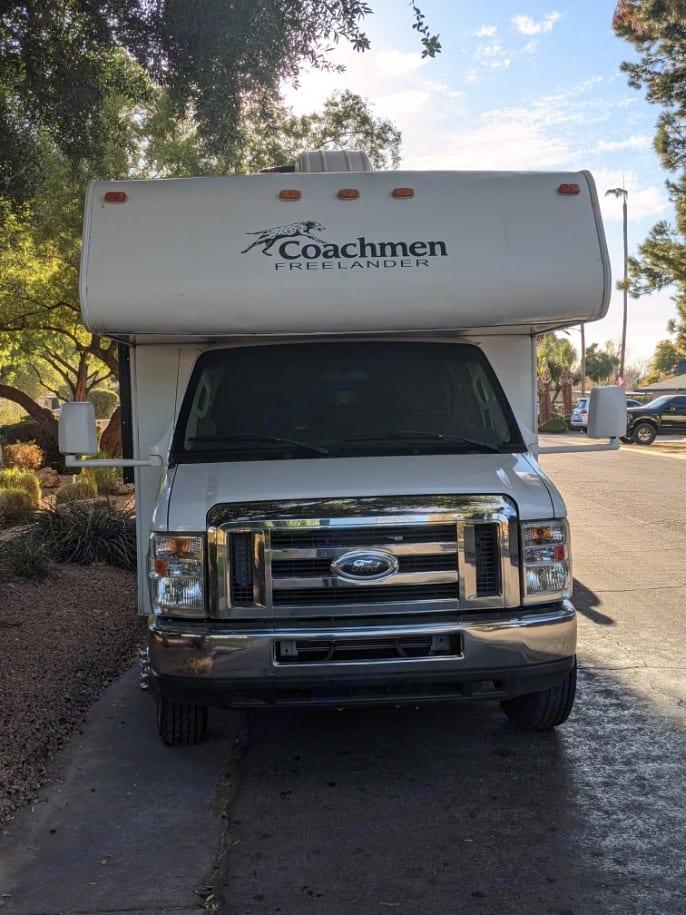Coachmen Freelander 2014