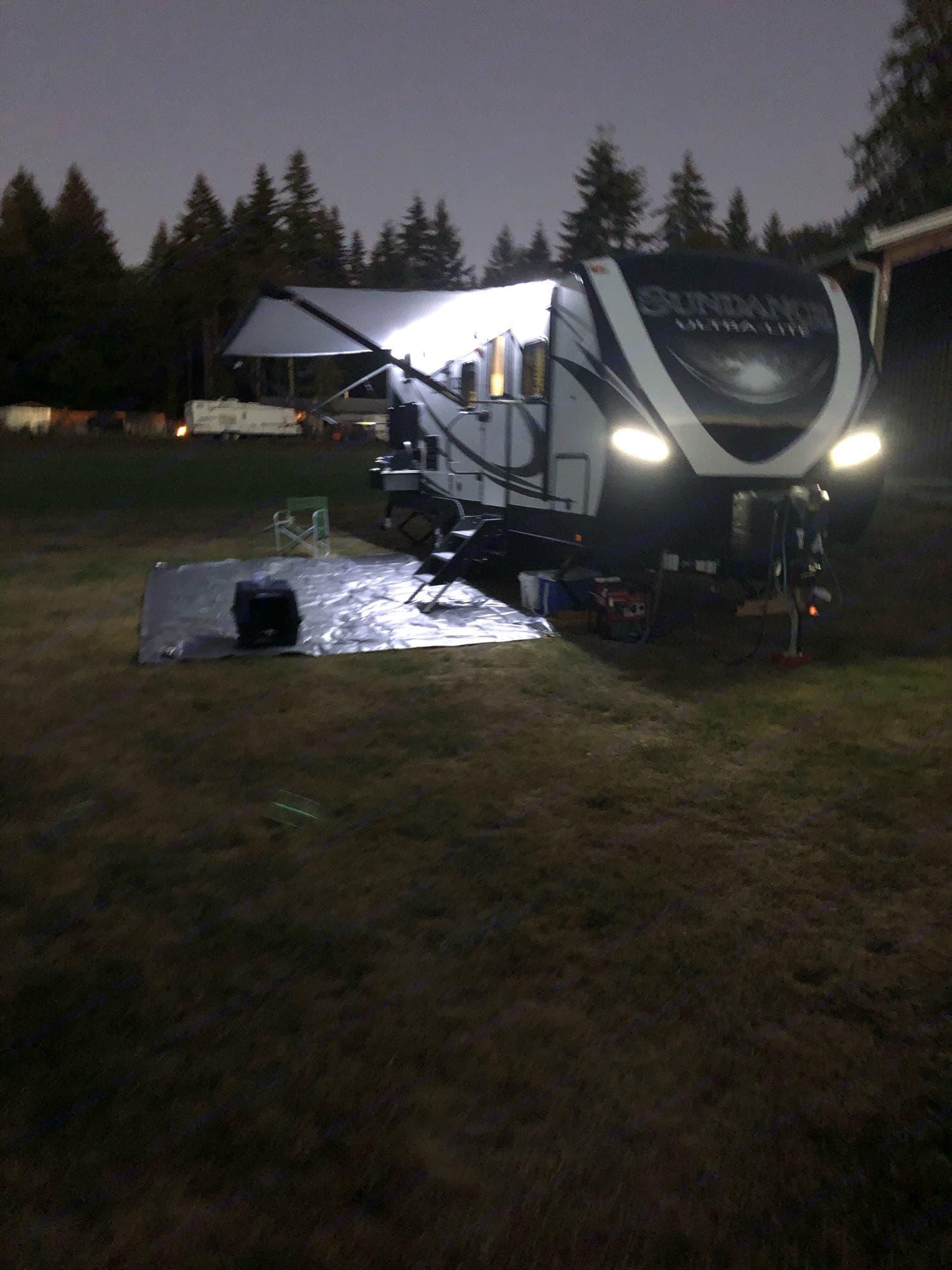 exterior led lighting. Heartland Sundance 2019