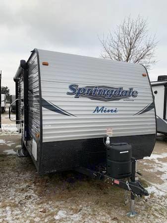 Keystone Springdale 2018