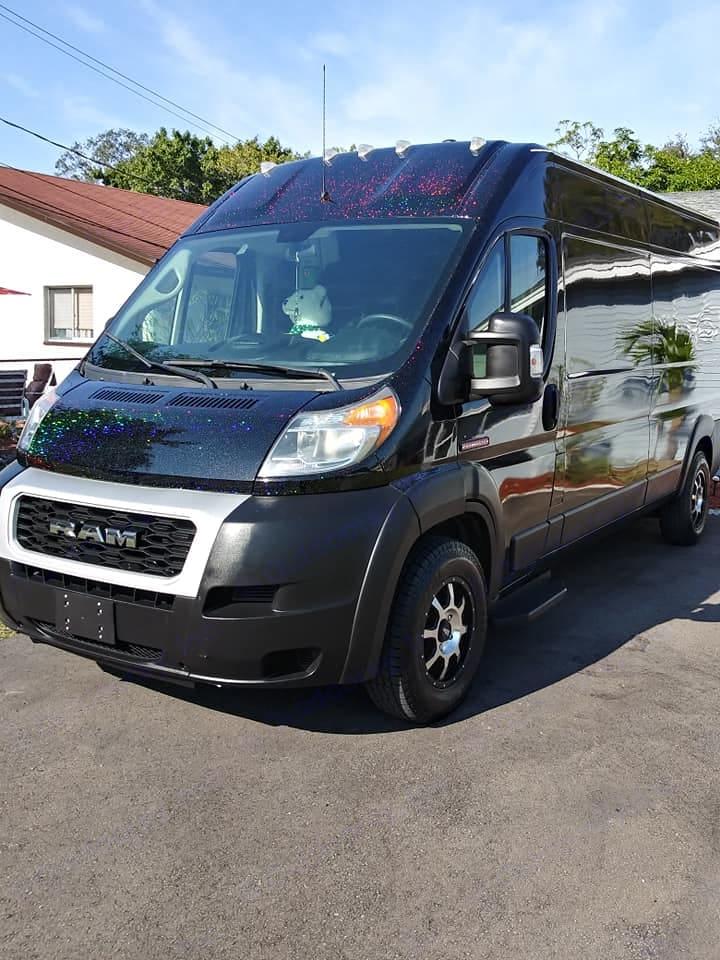 Dodge B Van 2019