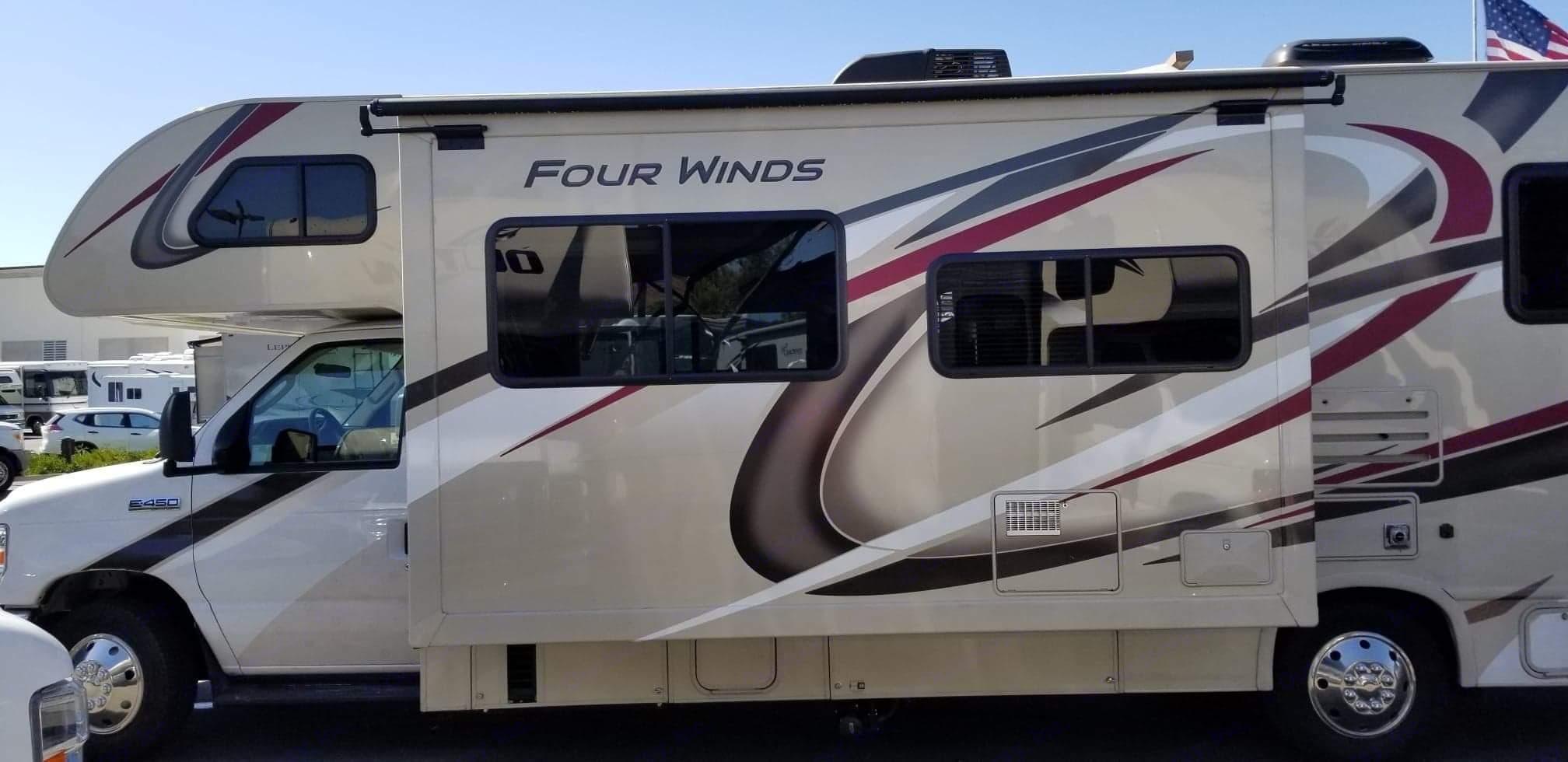 Ford Fourwinds 2020