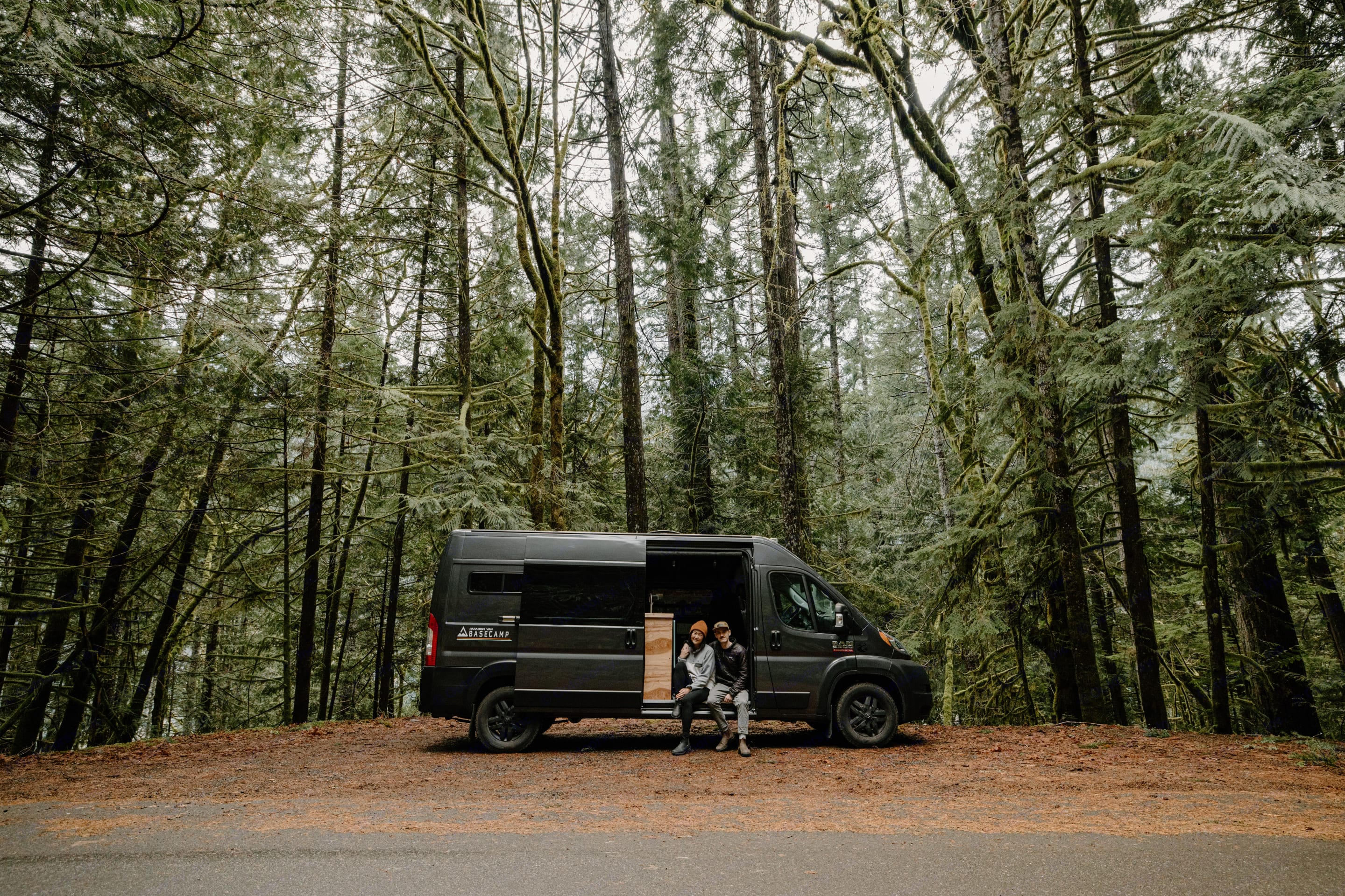 Experience the Pacific Northwest with Your New BFF.. Dodge Promaster 2020