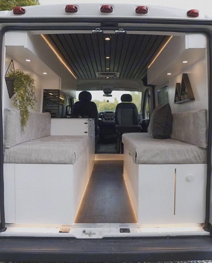 Dodge Sprinter Van 2016