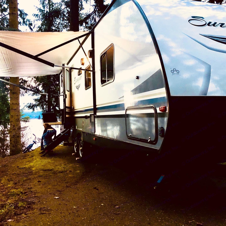 Forest River Surveyor 2019