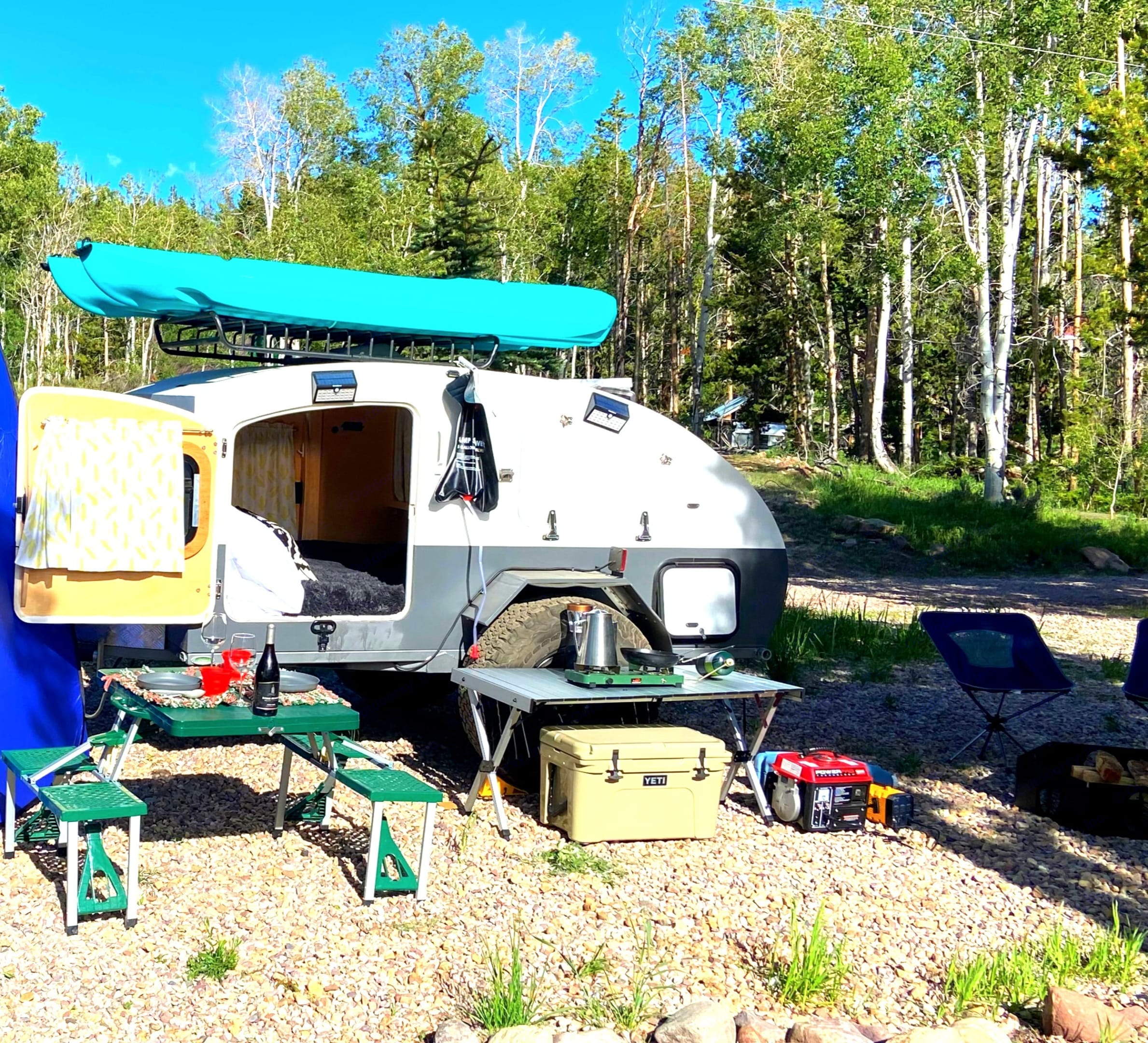 Camping set up, everything is included!. Custom Other 2020