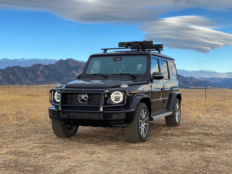 Mercedes-Benz G550 2021