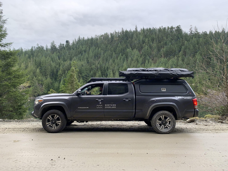 Toyota Tacoma Overland. Toyota Tacoma 2016