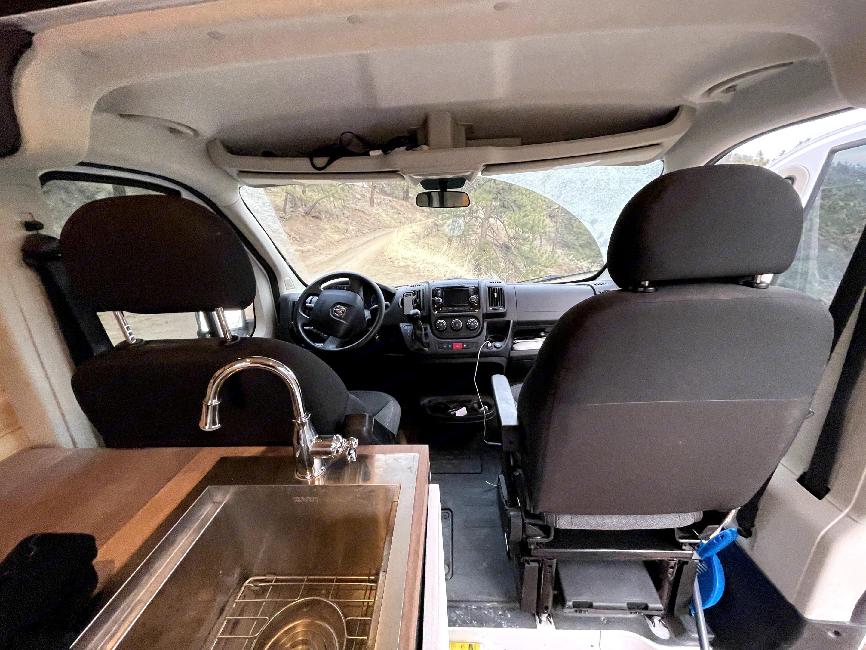 Dodge Promaster 2500 2016