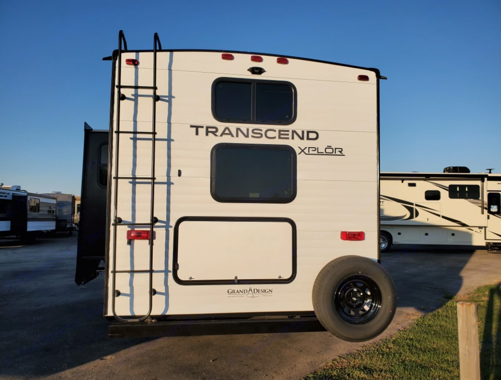 Grand Design Transcend Xplor 297QB 2021