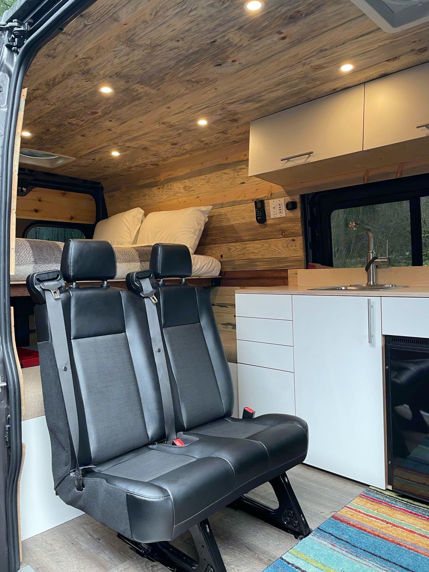 Dodge Promaster 2500 159 WB 2020