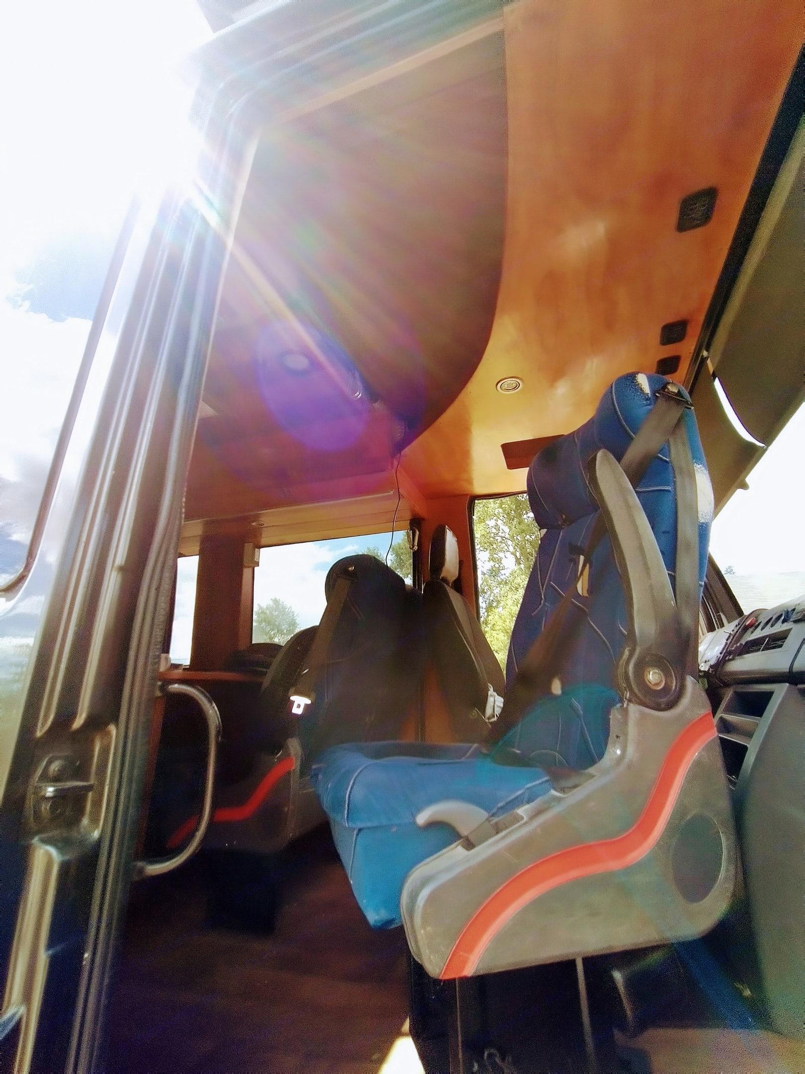 Mercedes-Benz Vario 818D 4x4 2013