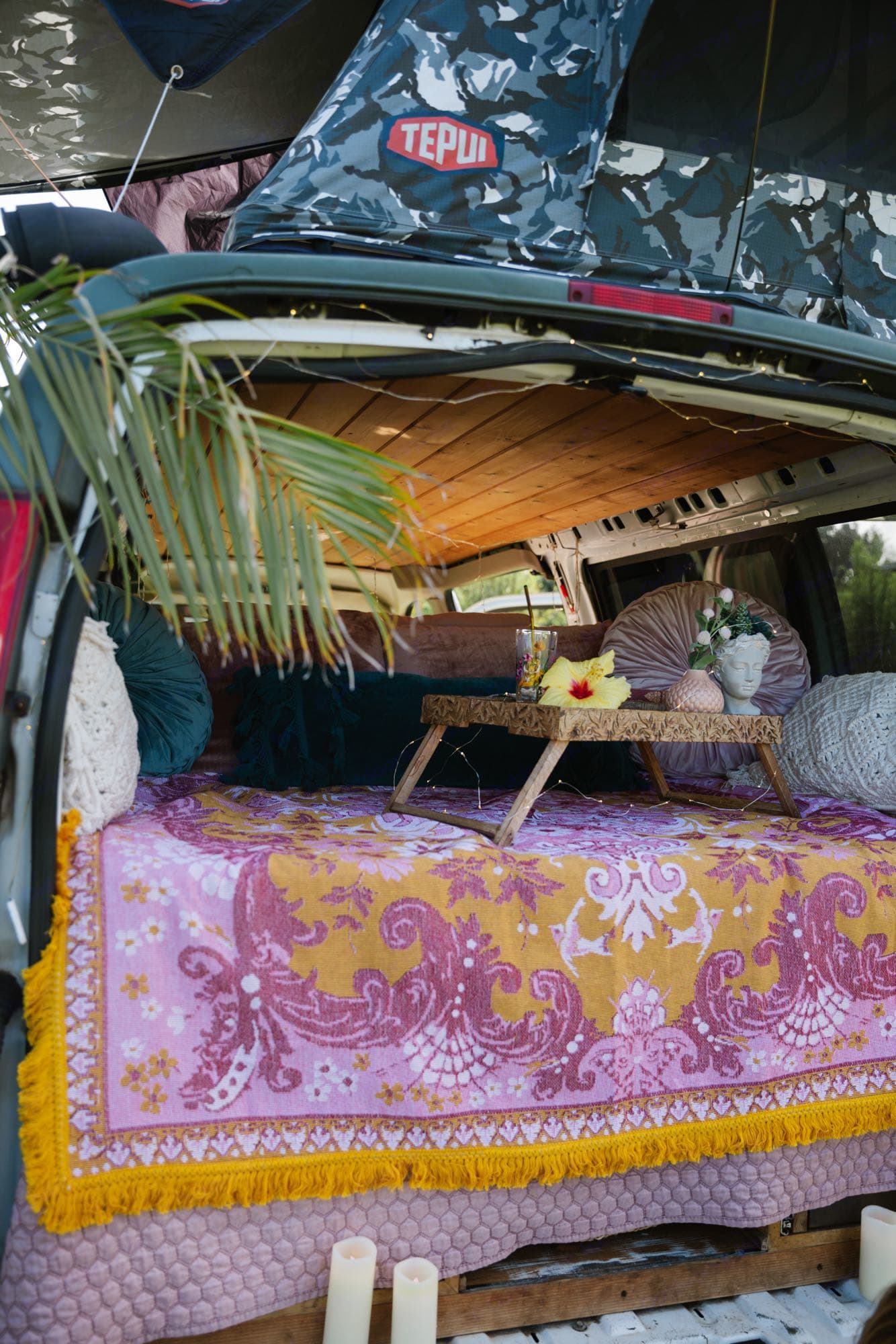 comes with two sets of bedding and pillows, but feel free to bring your own to set up for a posh photoshoot, like this one!. Gmc Custom Savana 2007