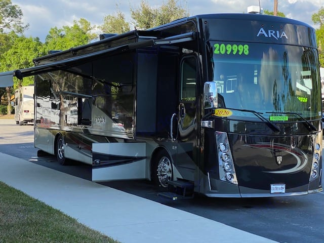 Thor Motor Coach Aria 2020