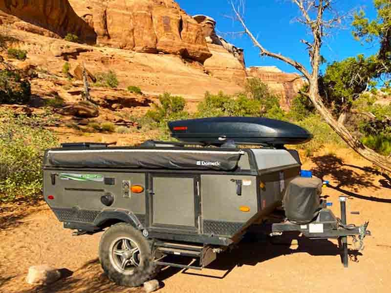 Features high ground clearance and aggressive tread Mud Rover Tires... Boulder Colorado to Moab Utah!. Forest River Rockwood Freedom 2018
