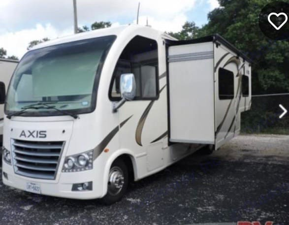 Thor Motor Coach Axis 2019
