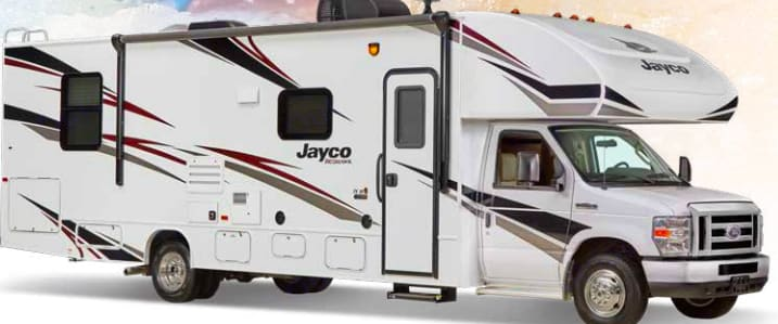 Great RV for your family of 3 get away. Jayco Redhawk 2020