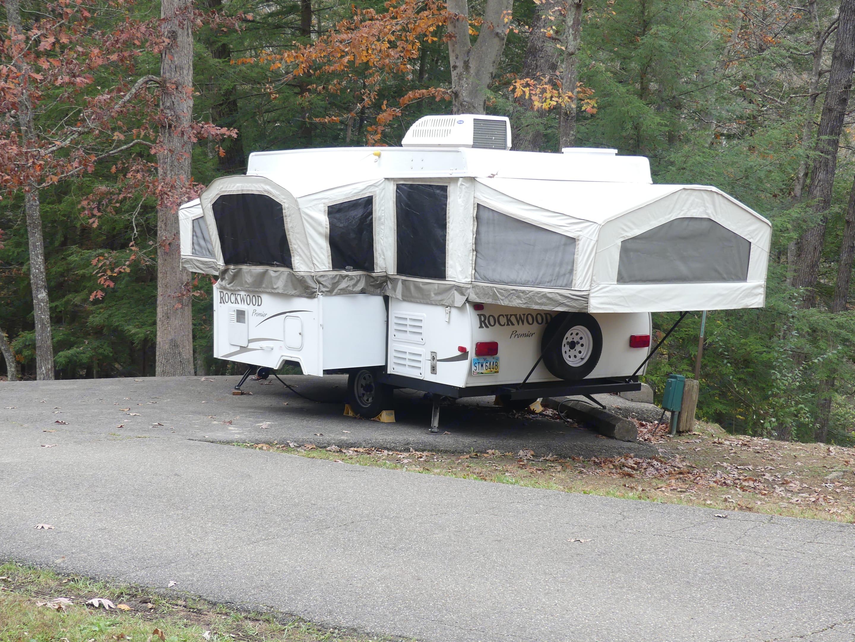 2009 Rockwood Premier . Forest River Rockwood Premier 2009