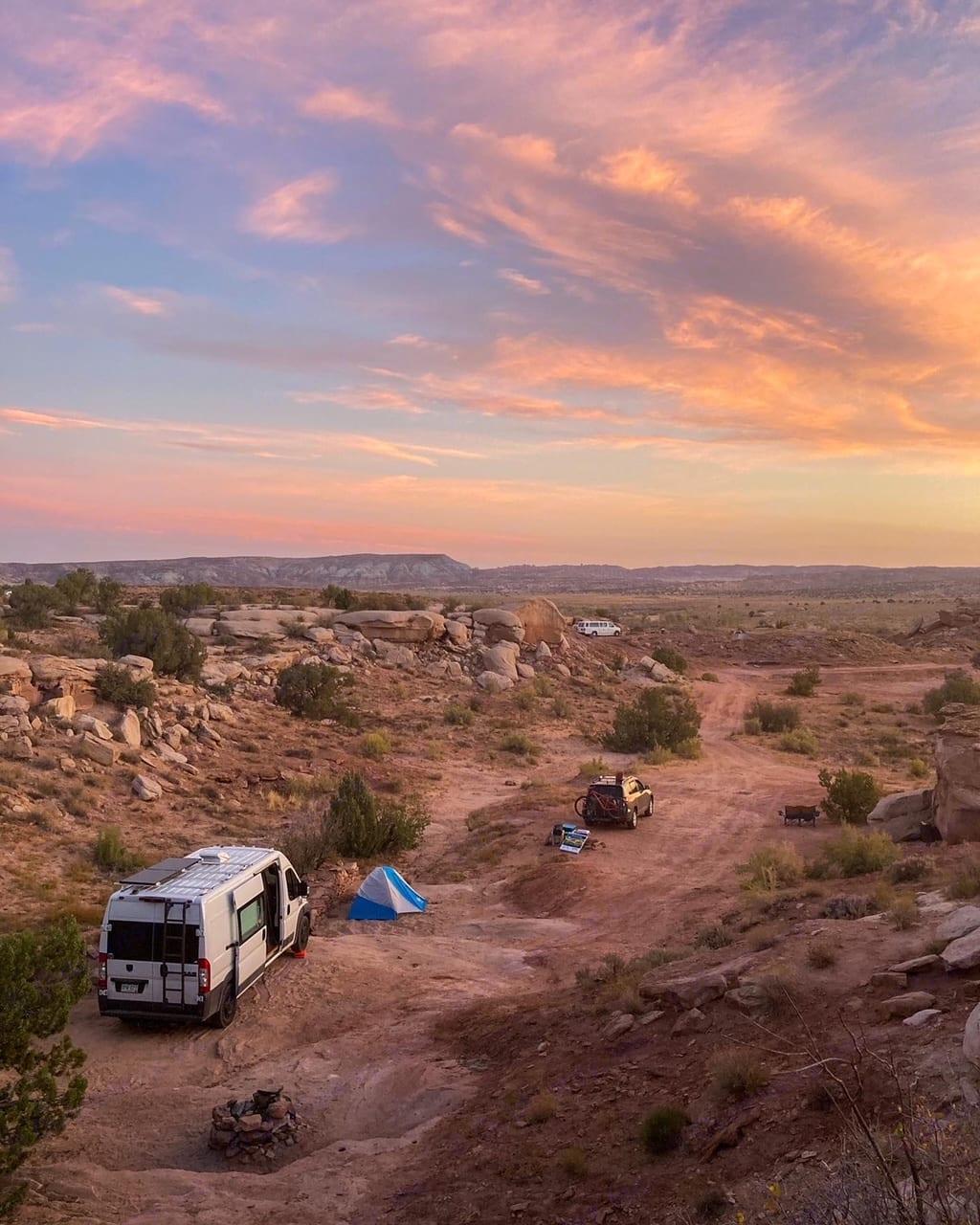The beautiful expanse of Moab.. Dodge Ram 1500 2014