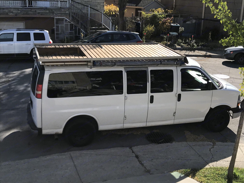 Chevrolet Express 3500 2007