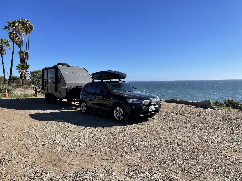 Leo Carillo, Malibu, CA. Travel Lite 22RK 2020