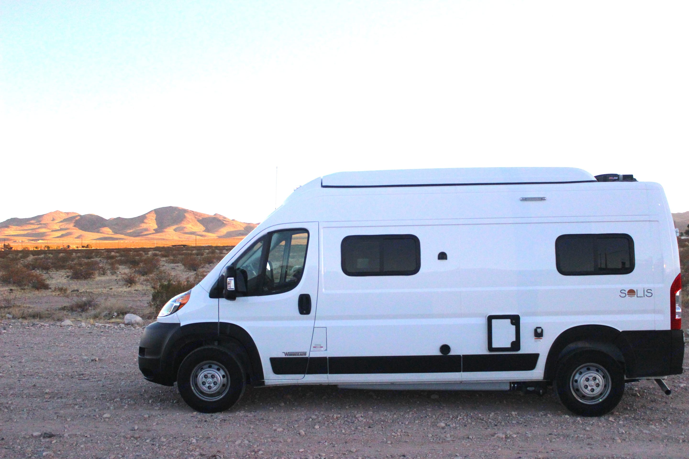 Exterior driver's side. Winnebago Other 2021