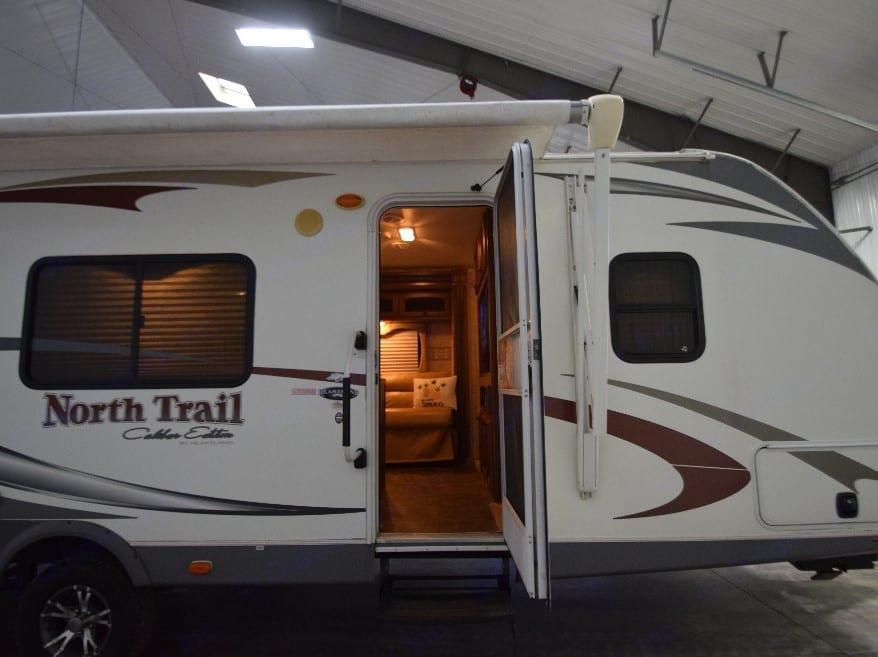 Heartland North Trail 2012