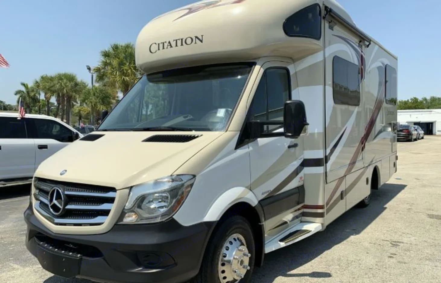 Thor Motor Coach Citation 2015