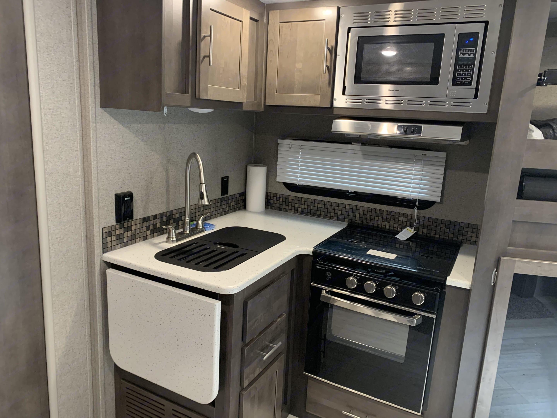 kitchen . Flagstaff 26RSWSD 2019