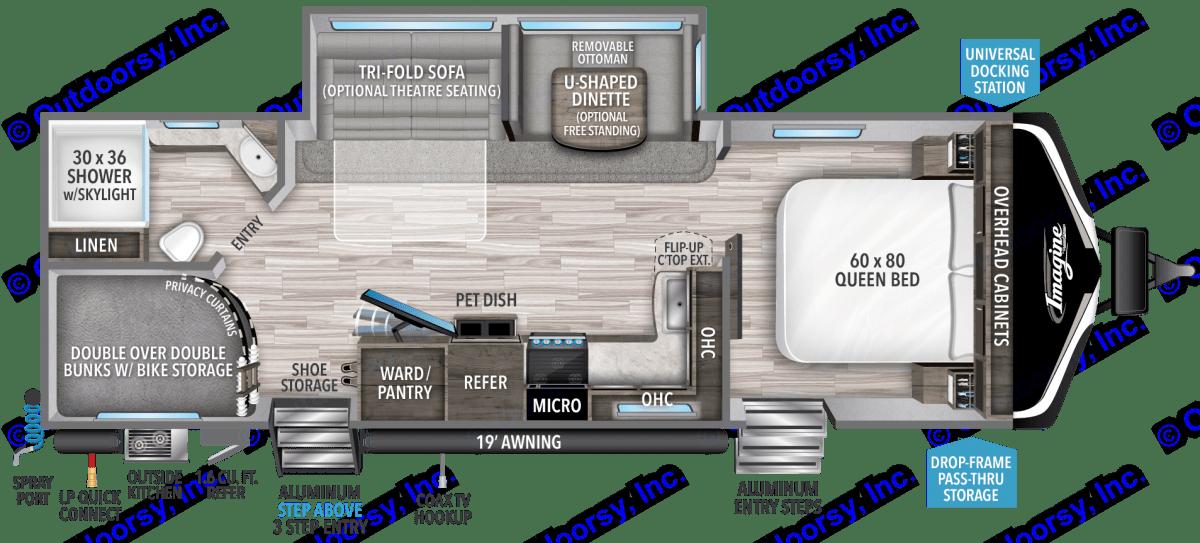 Grand Design Imagine 2800BH 2021