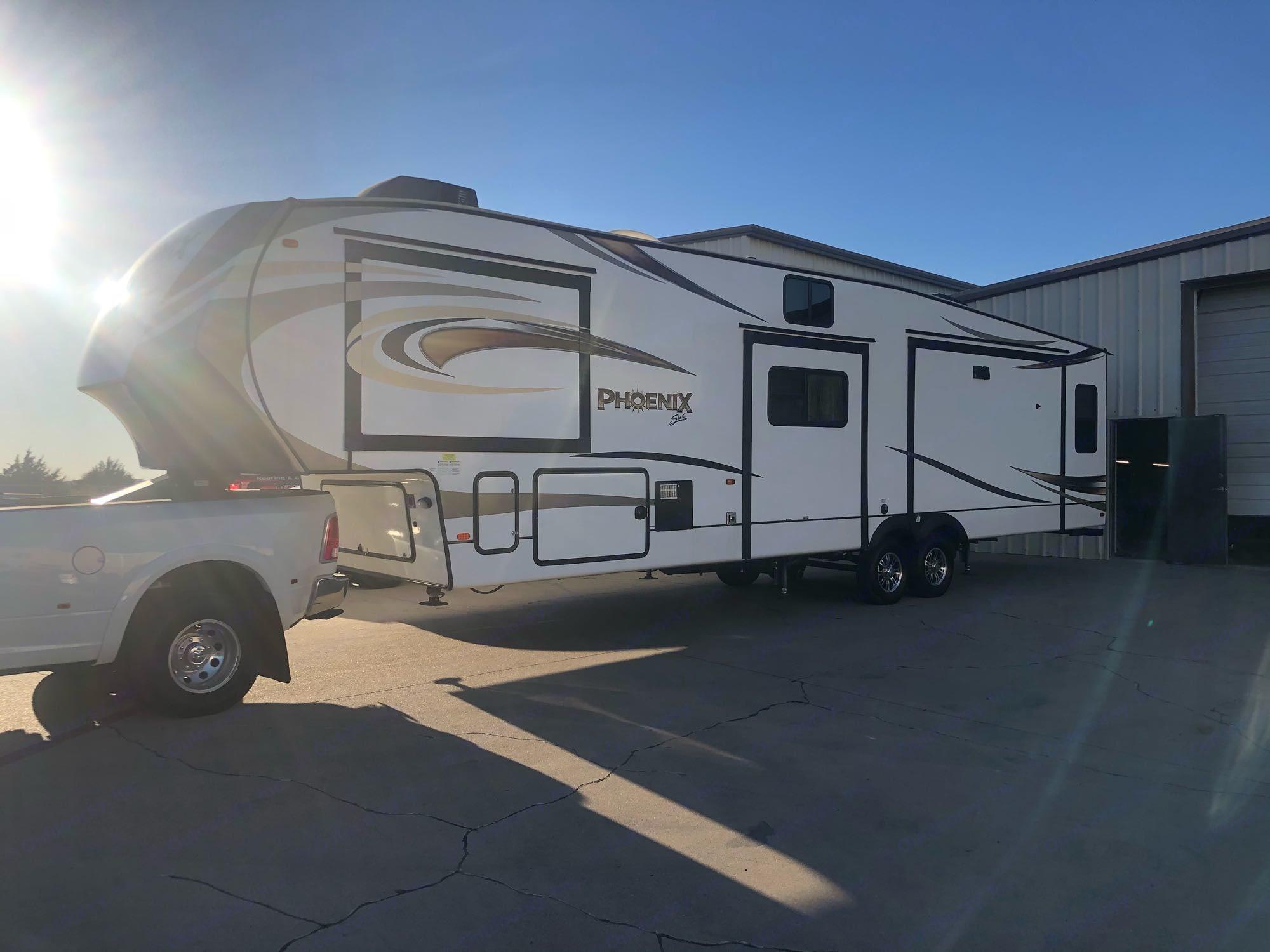 Shasta Phoenix 2018