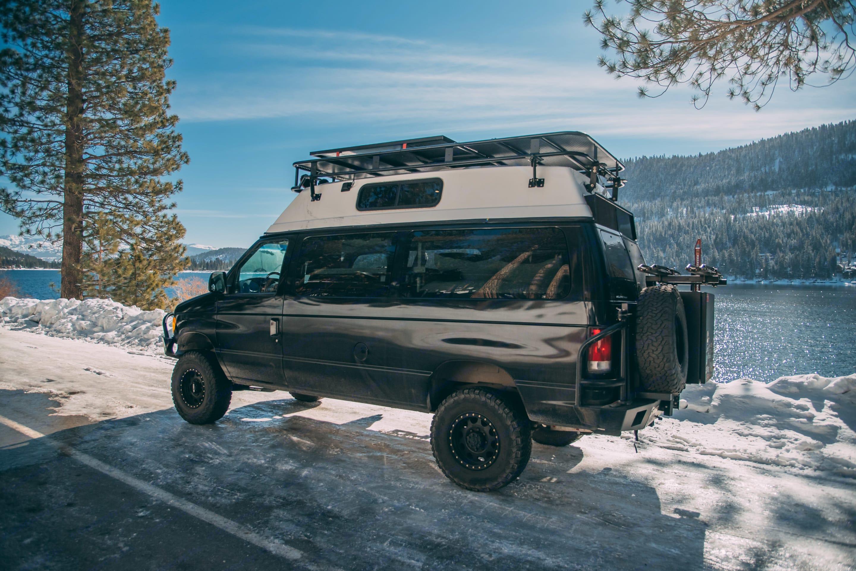 Ford Econoline Club Wagon 1998