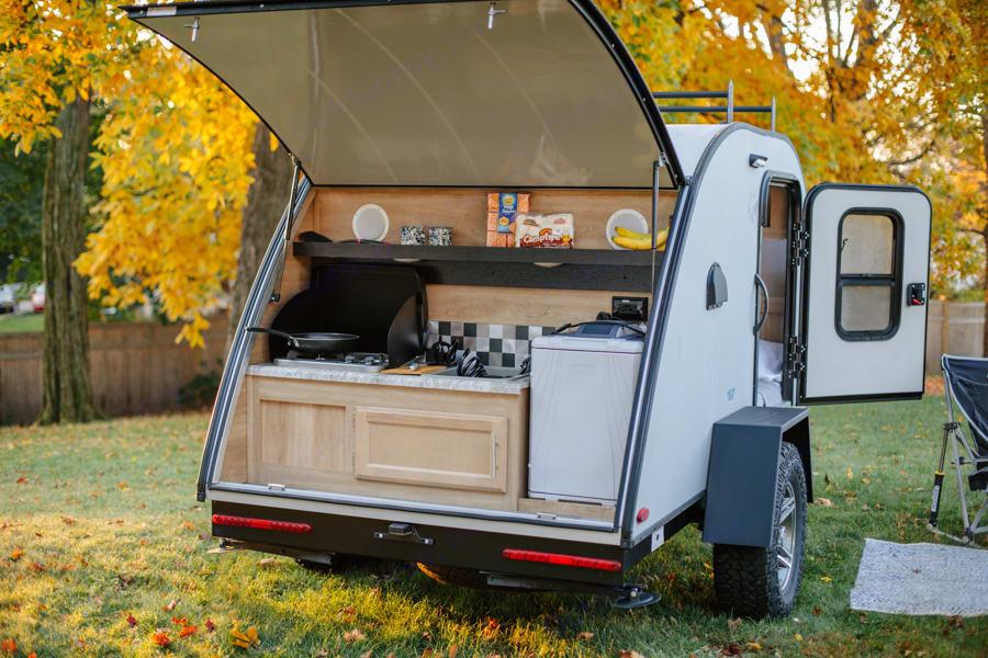 Braxton Creek Teardrop Camper 2020