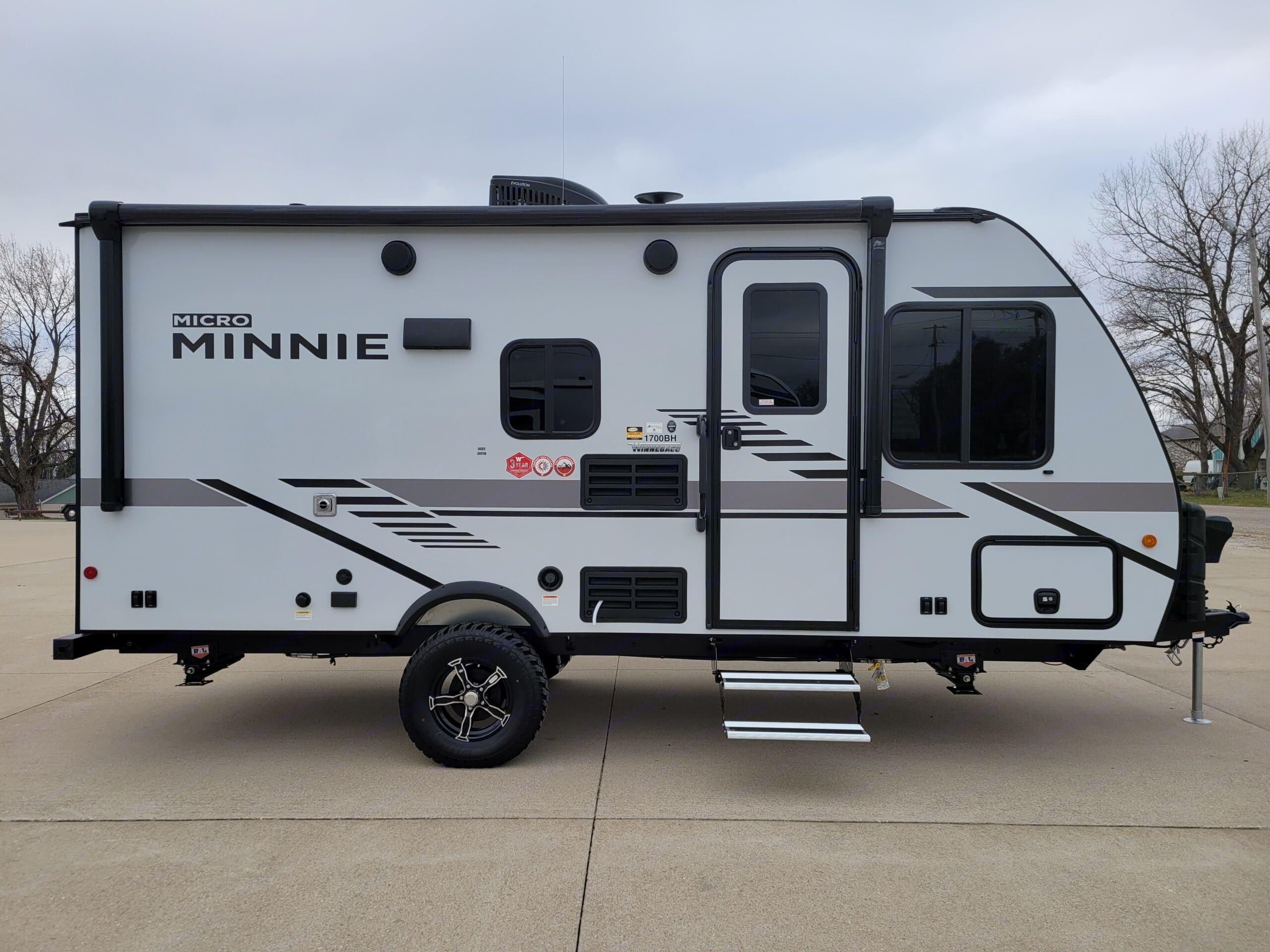 Winnebago Micro Minnie 2021