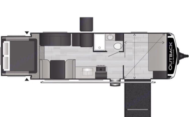 Keystone Outback Ultra-Lite 2021