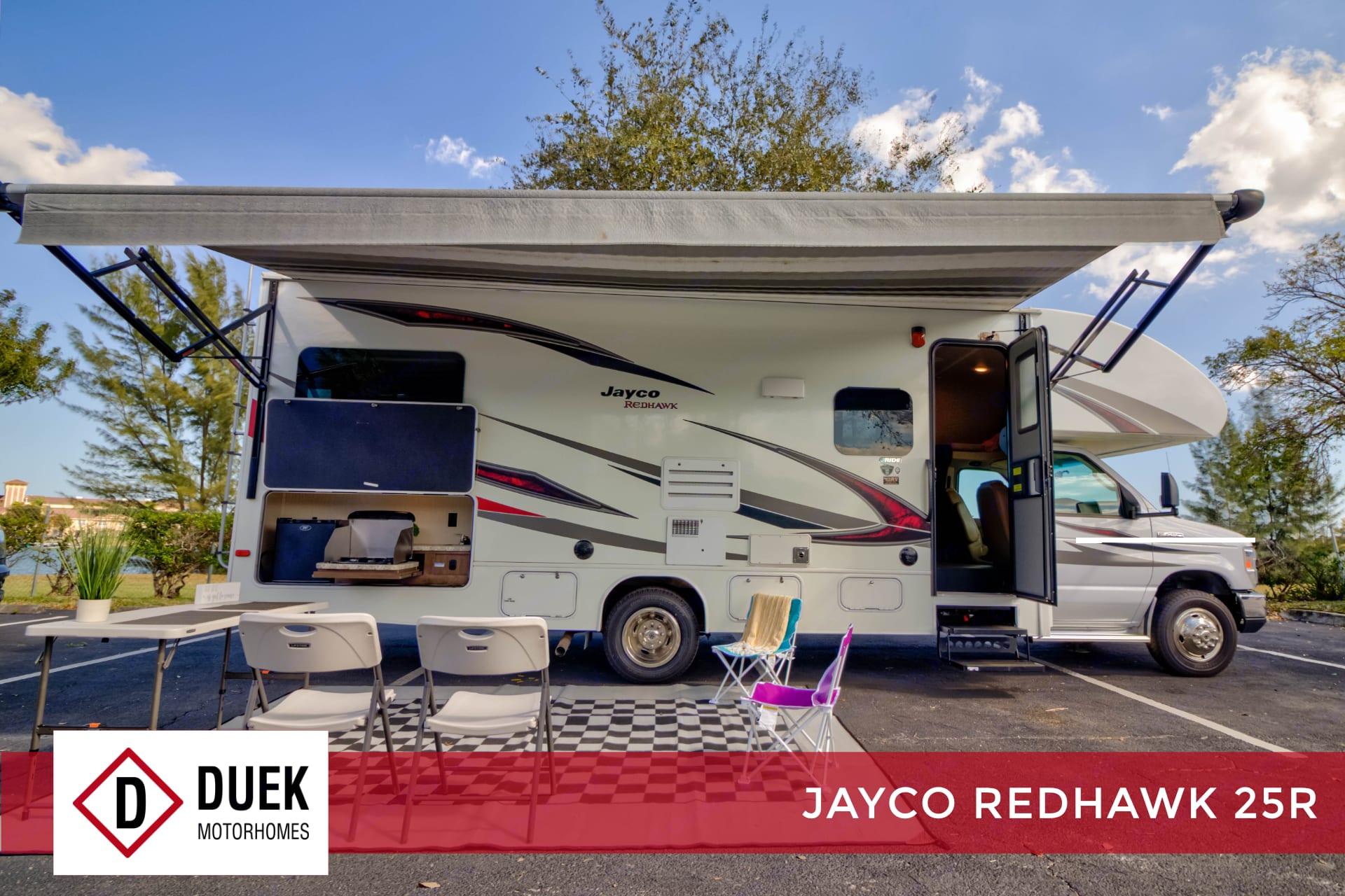 Jayco Redhawk 25R 2018