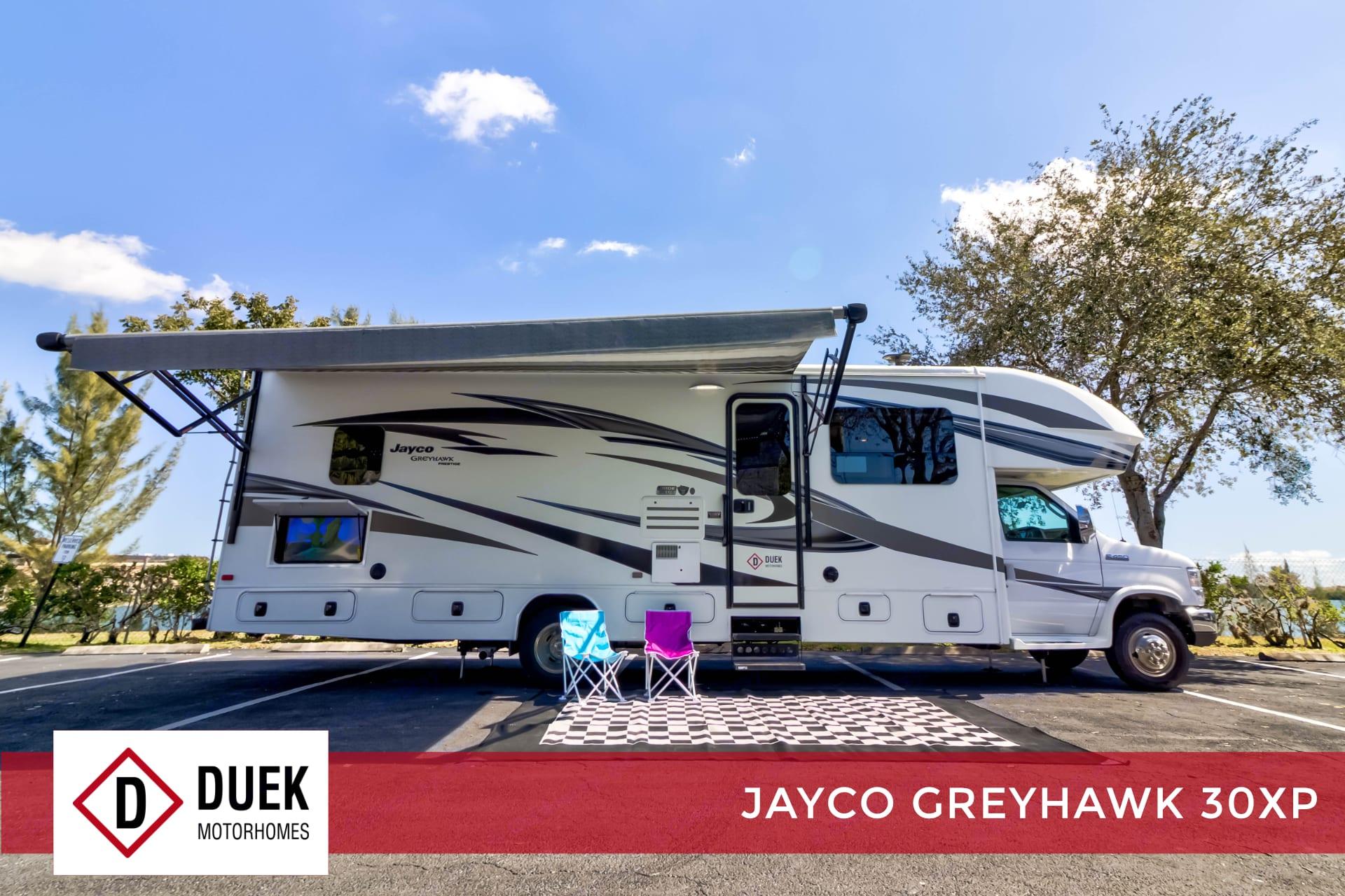 Jayco Greyhawk 30XP 2018