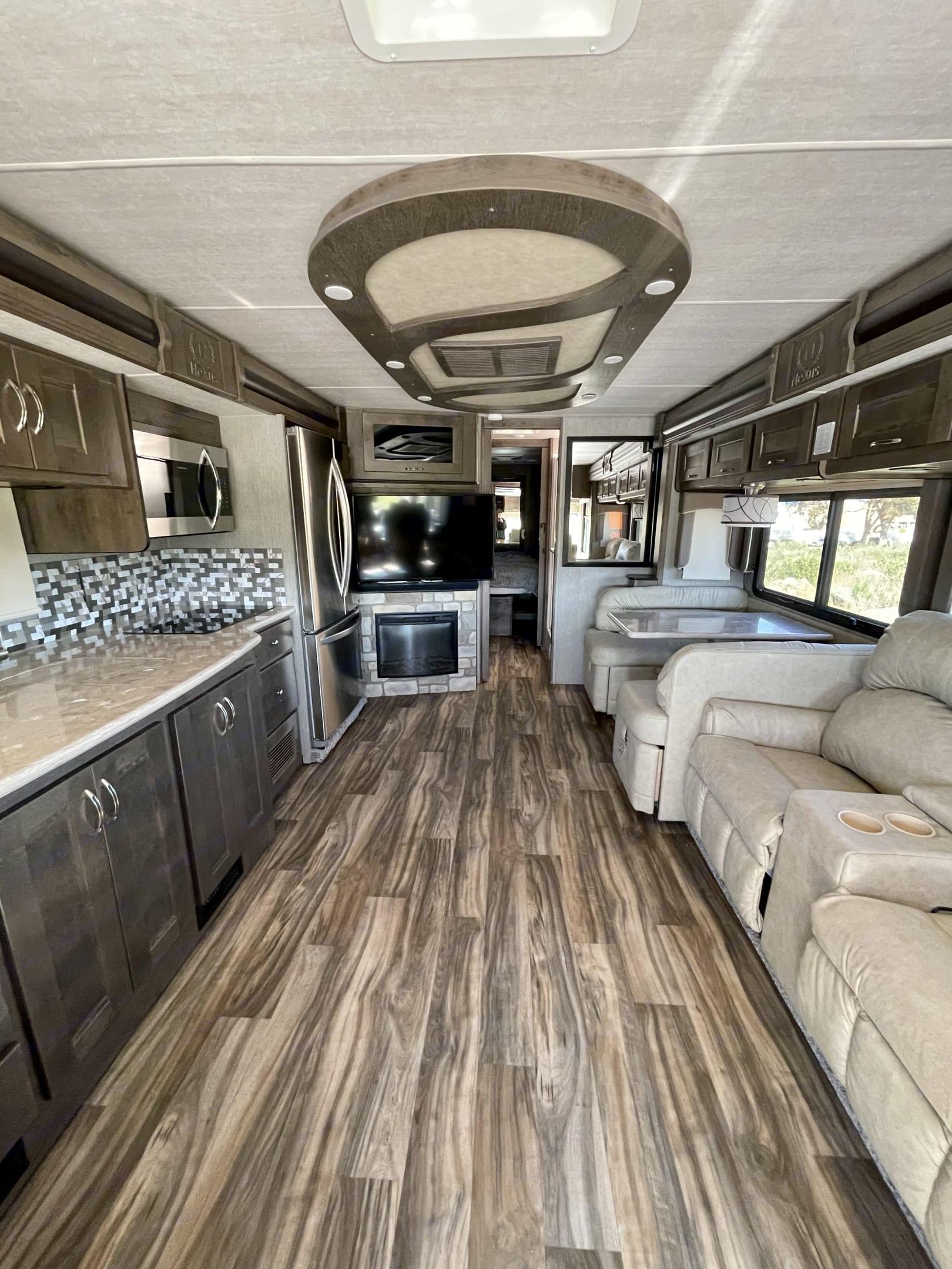 Roomy Kitchen Space. Nexus Bentley 2020