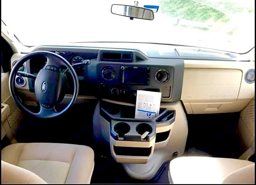 Back up camera for added safety and convenience. . Coachmen Freelander 2013