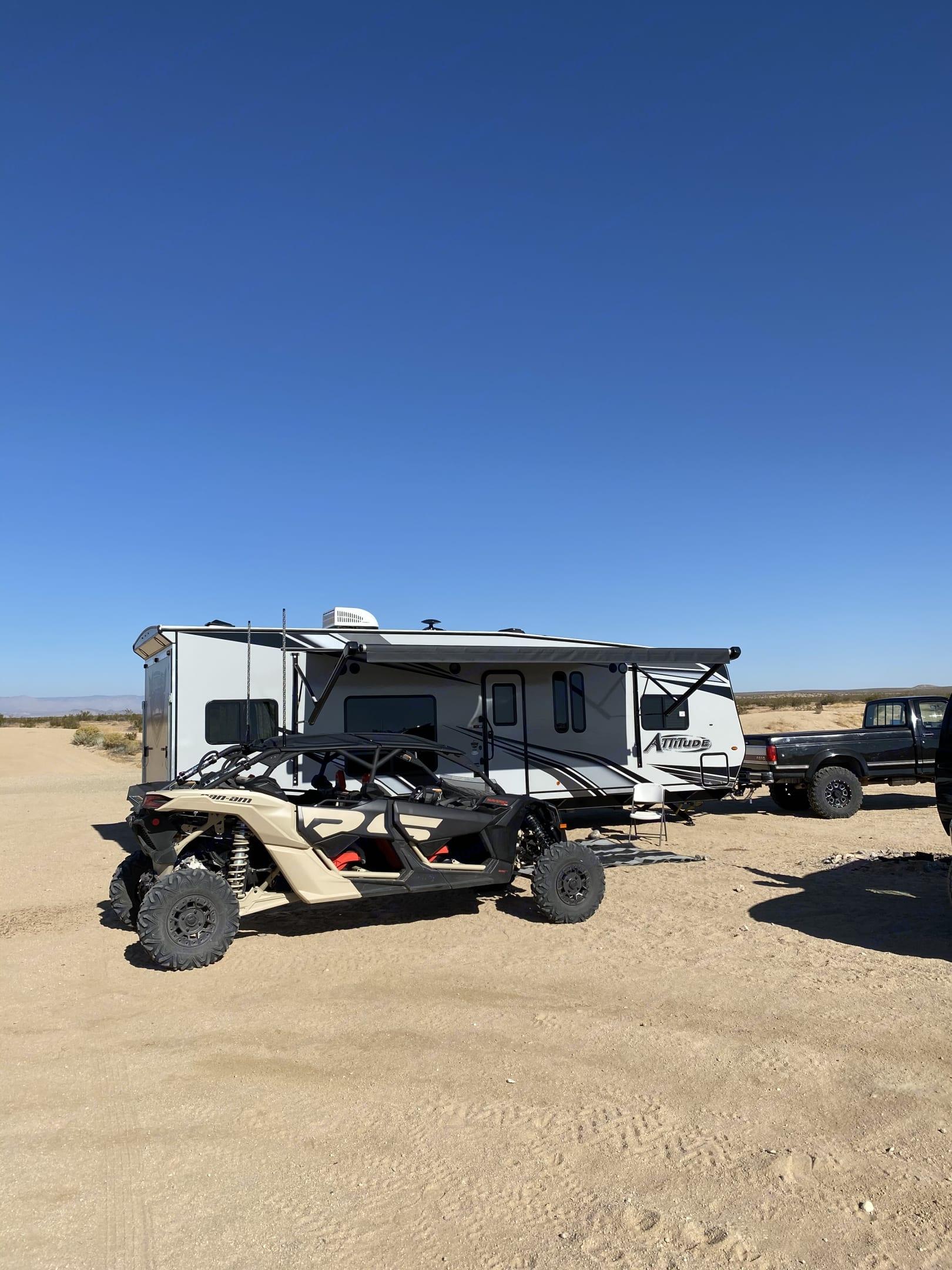 Eclipse Recreational Vehicles Attitude 2021