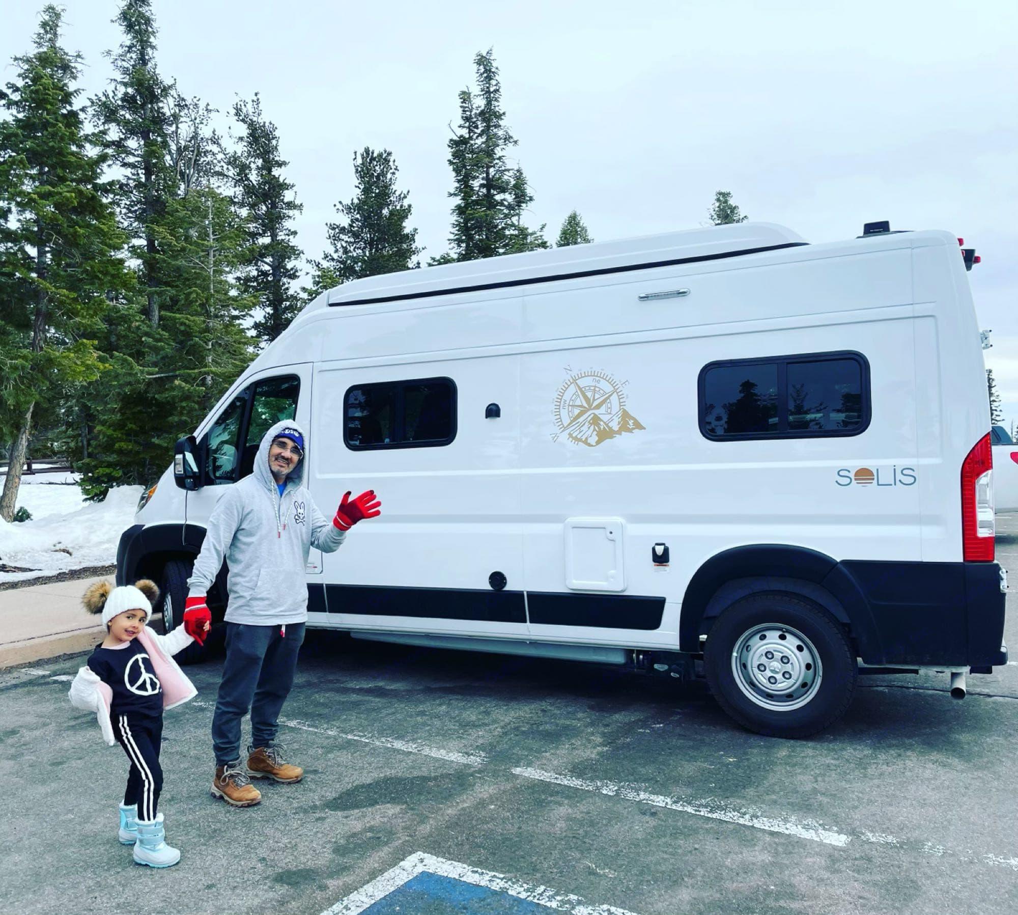 happy renters. Dodge Winnebago 2021