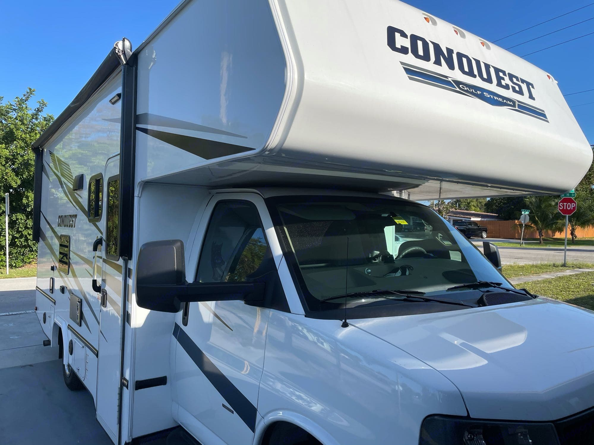 Chevrolet Conquest 2021