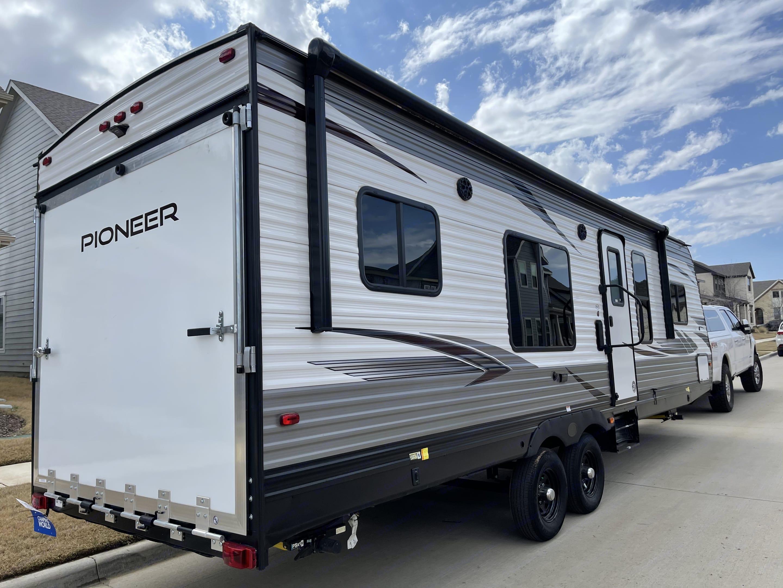 Heartland Pioneer 2021