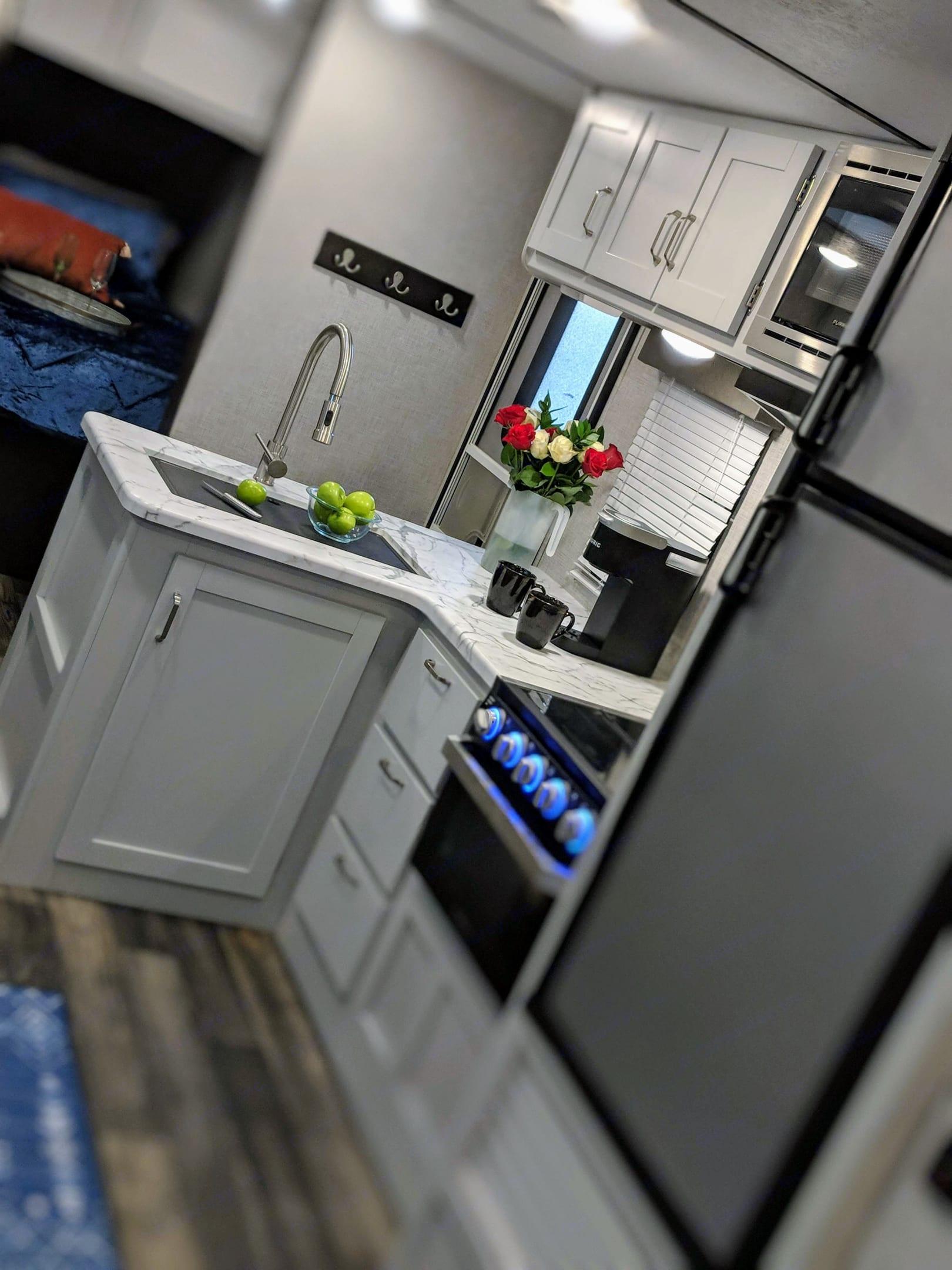 Kitchen. Keystone Bullet 2020